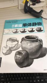 经典素描单体静物/经典全集系列丛书