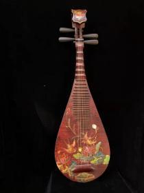民族乐器古代乐器琵琶 S