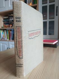 1949年第1版 1984 Nineteen Eighty-Four
