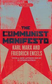 美国2011英文版共产党宣言 英文原版 The Communist Manifesto