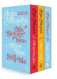 Me Before You, After You, Still Me 3-Book Set英文原版 乔乔·莫伊斯:我就要你好好的三部曲套装