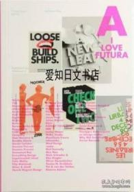 【包邮】I Love Type Series (vol.1) 2010年出版
