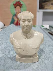 毛主席陶瓷像