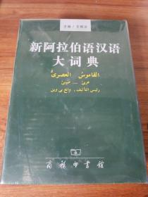 新阿拉伯语汉语大词典
