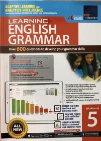 平装 SAP Learning English grammar 5