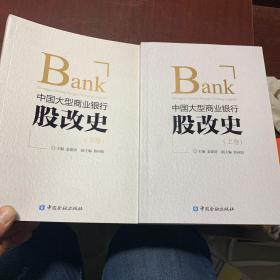 中国大型商业银行股改史 (上下卷)