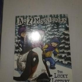 The Lucky Lottery  幸运乐透奖 英文原版