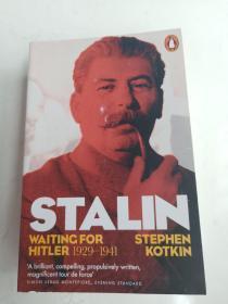 Stalin 2 waiting for Hitler 1929-1941
