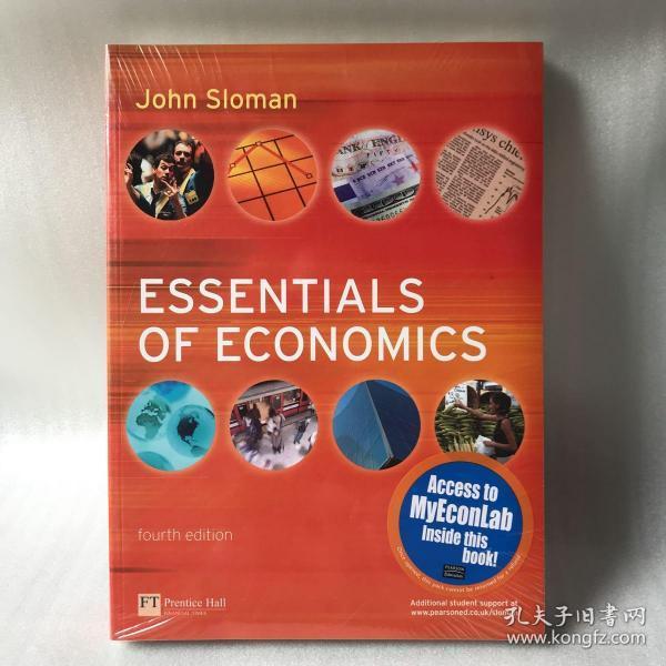 ESSENTIALS OF ECONOMICS John slogan