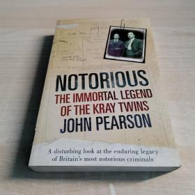 Notorious: The Immortal Legend of the Kray Twins   臭名昭著:克雷双胞胎的不朽传奇