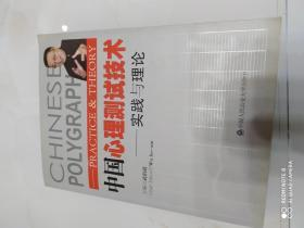 中国心理测试技术:实践与理论(一版一印)