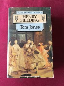 Tom Jones HENRY FIELDING