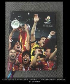 2012欧洲杯 官方画册 欧足联出品 soccer 全球限量2012册