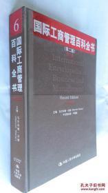 国际工商管理百科全书第二版第六卷