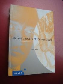 MEYERS GROSSES TASCHENLEXIKON 23