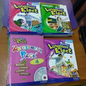 Primary  Longman  Elect(30册合售)(含5张光盘)(见图)