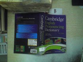 Cambridge English Pronouncing Dictionary /剑桥英语发音词典(08)