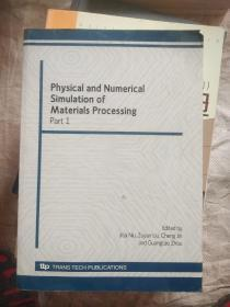 physical and numerical simulation ofmaterials processing part 1