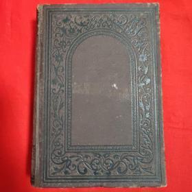 HOLY BIBLE【外文原版 1908年精装32开本见图】G1