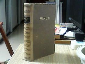 MINUIT· 子夜(法文版)