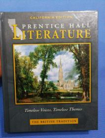 Prentice Hall Literature:timeless Voices Timeless Themes