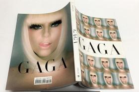Gaga  英文原版  画册  平装