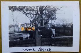 民国老照片:民国36年——湖南岳阳楼