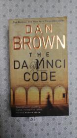 36开英文原版 The da Vinci code