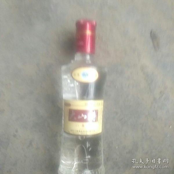 90年代山东无棣酒,大山特曲(原包1市斤酒精度38%