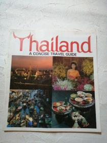 thailand A concise travel guide