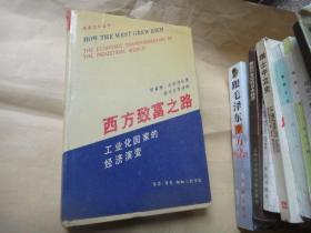 西方致富之路:工业化国家的经济演变