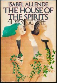 【包邮】幽灵之家 The House of the Spirits