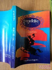 鲁奔门国 上 藏文