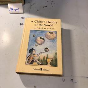 英文原版:A  Child's History of the World
