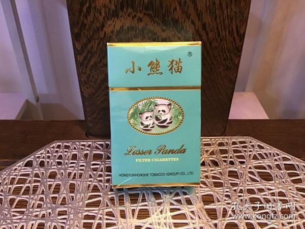 小熊猫专*出口烟盒