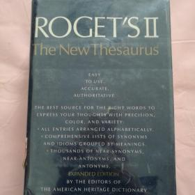 ROGETS II:THE NEW THESAURUS(EXPANDED EDITION)