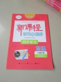 新课程学习与测评同步学习 地理八年级下册 配湘教版