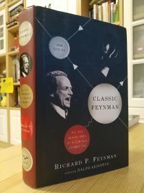 大本厚本的 Classic Feynman : all the adventures of a curious character 有光盘