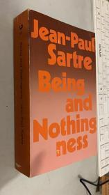 JEAN-PAUL SARTRE BEING AND NOTHIGNESS