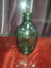 新收一个玻璃瓶子