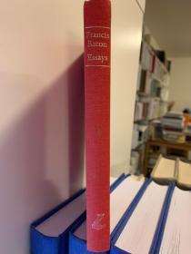 Francis Bacon. Essays