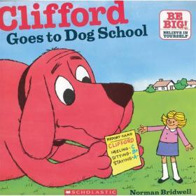 Clifford Goes to Dog School  克里弗去上学