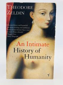 An Intimate History Of Humanity 英文原版-《人类的亲密历史》