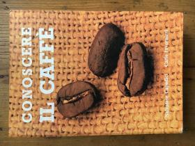 Conoscere il Caffè (了解咖啡)【意大利语原版 厚册】