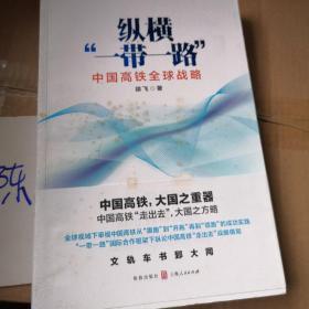 """纵横""""一带一路"""":中国高铁全球战略"""