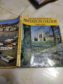 THE BATSFORD BOOK OF BRITAIN IN COLOUR WAITER A11EN