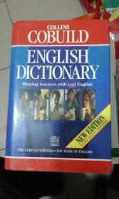Cobuild English Language Dictionary  英文原版