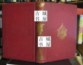 稀缺版,《 解剖学和哲学 》刻板画插图,约1866年出版
