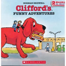 Cliffords Funny Adventures  大红狗