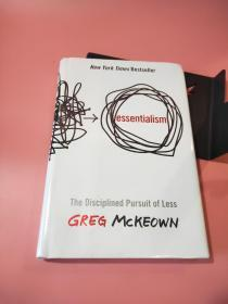 Essentialism:The Disciplined Pursuit of Less